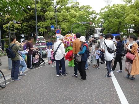 190518-ガーデンベアグリーティング@日本大通り(最終回) (148)