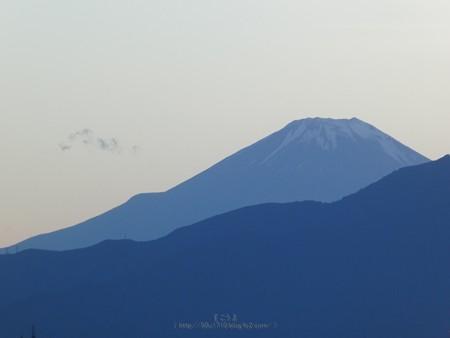 190616-富士山(暮) (2)