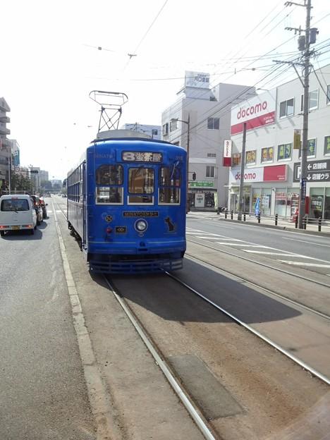 【13130号】路面電車 平成300223 #NTS2