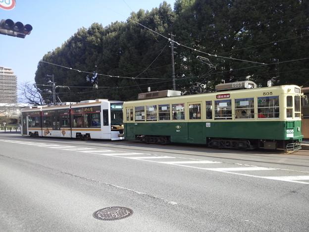 【13131号】路面電車 平成300223 #NTS