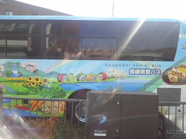 【13299号】県営バスE551 平成300324 #NTS2