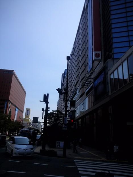 【13303号】素材:街並み 平成300324 #NPS3