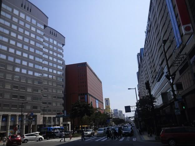 【13304号】素材:街並み 平成300324 #NPS1