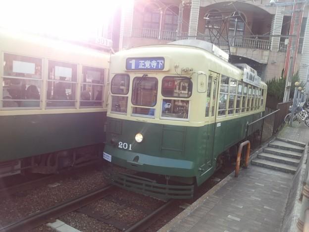 【13535号】路面電車 平成300427 #NPS3