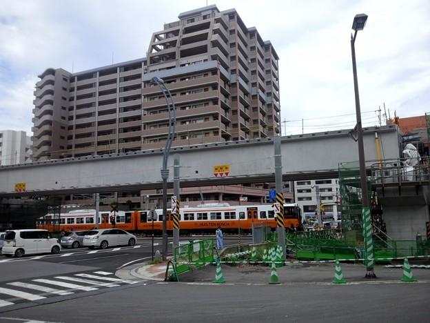 【13648号】梁川橋踏切 平成300526 #NTS1