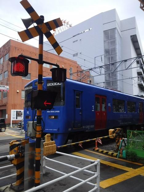 【13649号】梁川橋踏切 平成300526 #NTS2