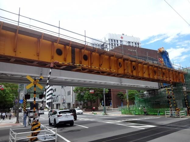 【13649号】梁川橋踏切 平成300526 #NTS3