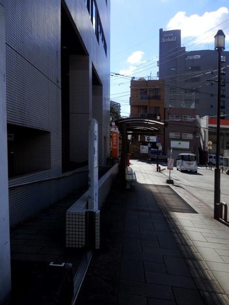 【14014号】背景合成用素材:街並み 平成301019 /2