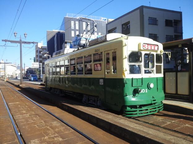 【14208号】路面電車 平成301215 #NTS2