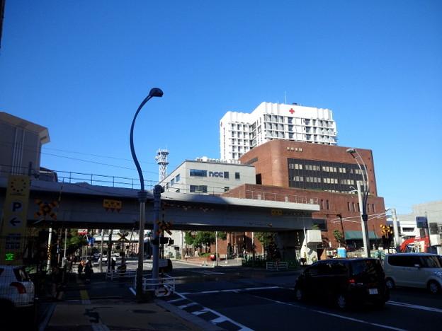 【14209号】梁川橋踏切 平成301215 #NTS1