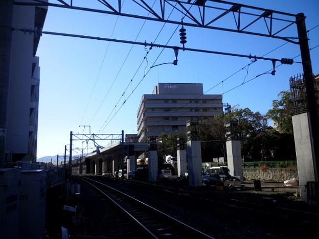 【14209号】梁川橋踏切 平成301215 #NTS3