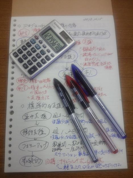 【14211号】素材:ノート 平成301215 /2