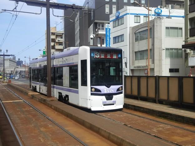 【14422号】路面電車 平成310323 #NTS /2