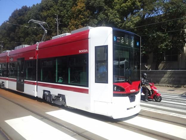 【14426号】長崎電気軌道5003号車 平成310323 #NTS /2