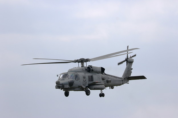 嘉手納基地 SH-60シーホーク