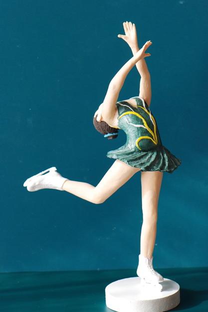 フィギュアスケート人形やや前から2015.12.5