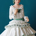Photos: 紙粘土人形マーガレット上半身