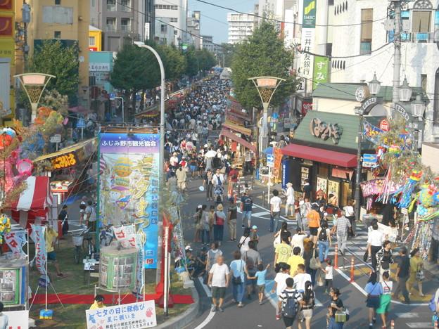 上福岡七夕祭り