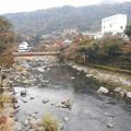 写真: 箱根湯本橋
