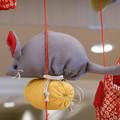 Photos: 吊るし飾り ネズミ
