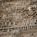 フォロロマーノ凱旋門彫刻