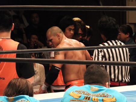新日本プロレス BEST OF THE SUPER Jr.XIX 決勝戦 田口隆祐vsロウ・キー (1)