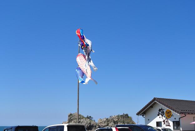 Photos: 鯉のぼりと空DSC_5184
