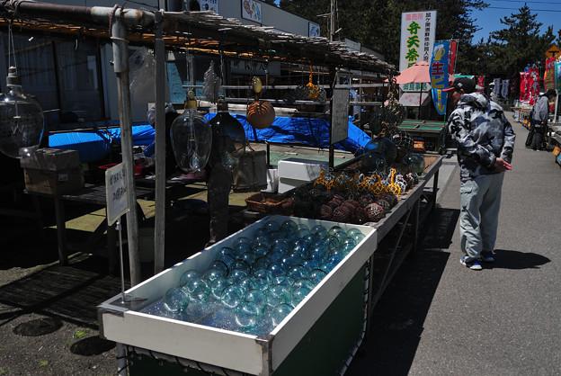 Photos: ガラス浮標