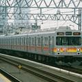 写真: 東急9000系