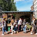 アムステルダムの日常