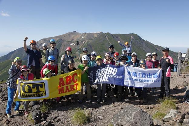 日本の山 次晴登山部 御嶽山3日間 継子岳に登頂です!  #山へ行こうよ。 #次晴登山部 #百名山チャレンジ #荻原次晴
