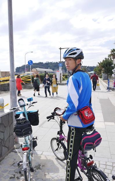鎌倉サイクリング01