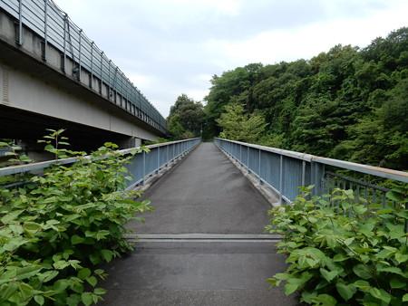 津久井湖近くの若葉台周辺