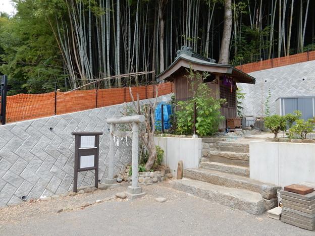 写真: 稲荷神社