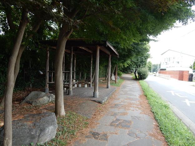 Photos: 東屋