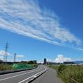 Photos: 南北道路