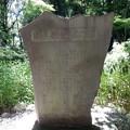 照手姫遺跡の碑
