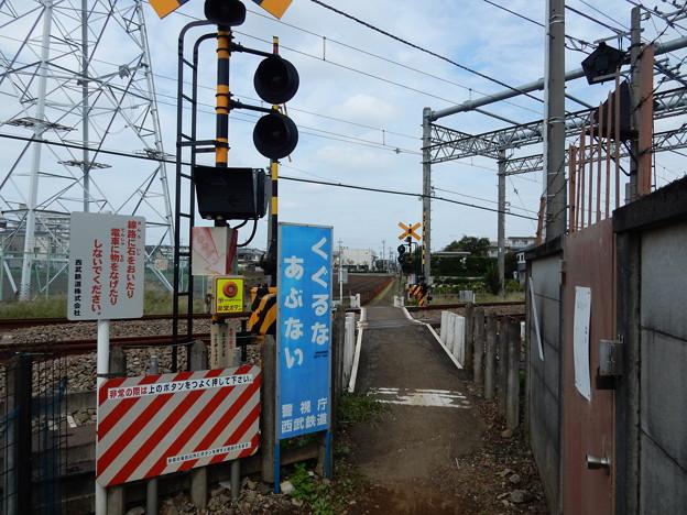 西武拝島線