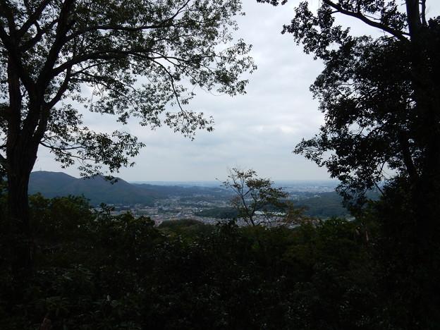 多峯主山北側