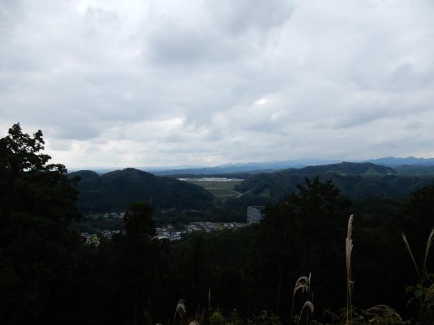 御嶽八幡神社から