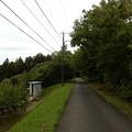 写真: 道路