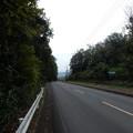 写真: 下り道
