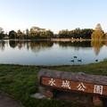 写真: 水城公園
