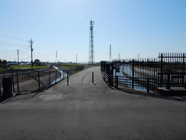 足立北部排水路、武蔵水路
