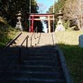 写真: 中尾八幡神社