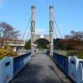写真: 本中橋(ユートピアブリッジ)