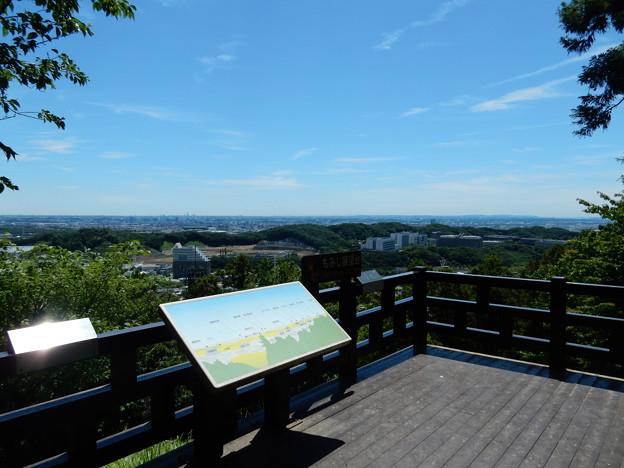 Photos: もみじ展望台 標高190m