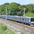 Photos: 常磐線普通列車 1392M
