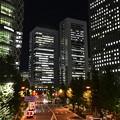 写真: 新宿の夜景