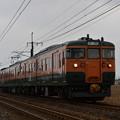 信越本線 普通列車 144M (115系3両)